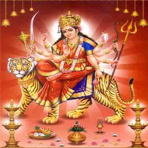 Durga Mantra LOGO-APP點子