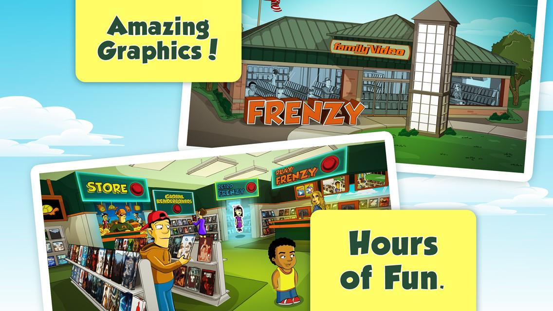 Family Video Frenzy - screenshot