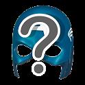 Superhero Villain Trivia logo