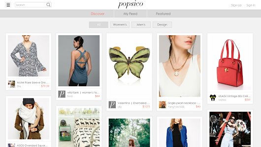 Popsico: Style & Shopping screenshot 3