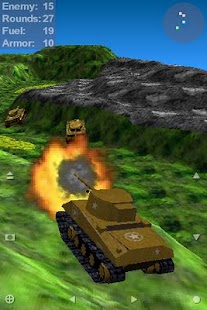 Tank Ace 1944 Lite - screenshot thumbnail