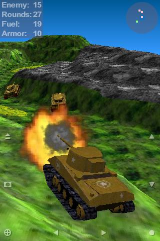 Tank Ace 1944 Lite - screenshot