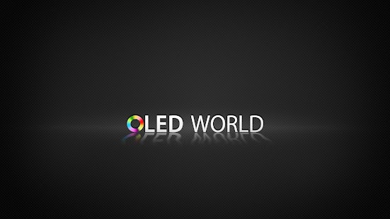 OLED World - screenshot thumbnail