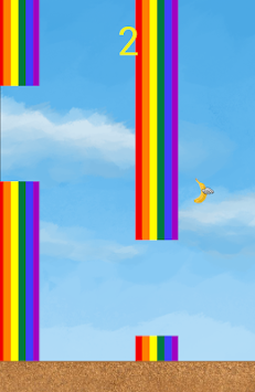 Flappy Banana apk screenshot