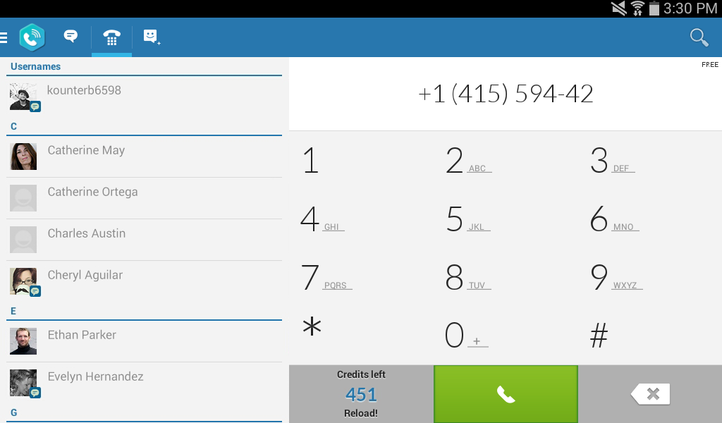 FreeTone Free Calls Texting Android Apps on Google Play