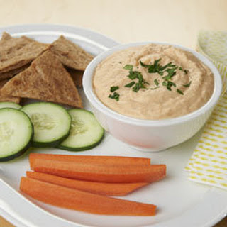 Buffalo Ranch White Bean Dip.