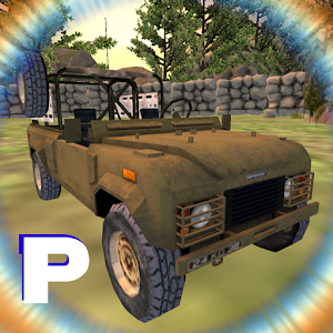 Jeep Parking Drive Simulation for PC and MAC