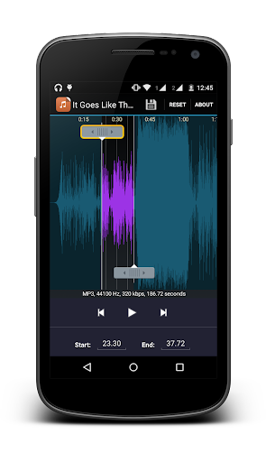 MP3 Ringtone Maker - WAV AAC