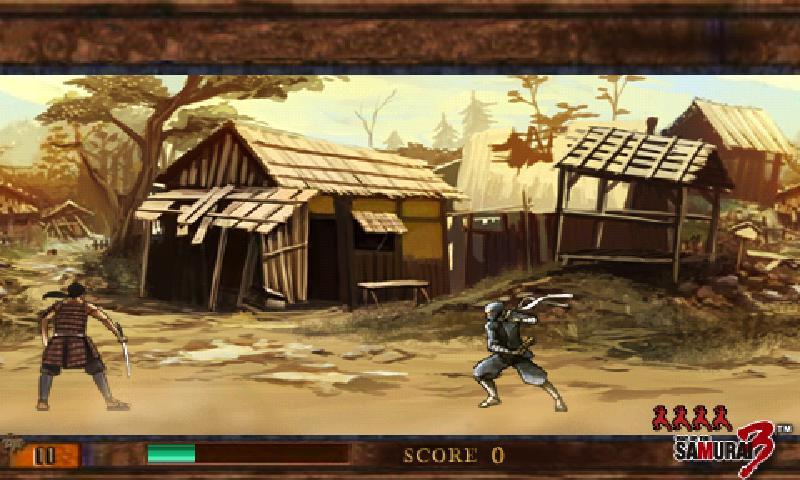 WAY OF THE SAMURAI 3 - screenshot
