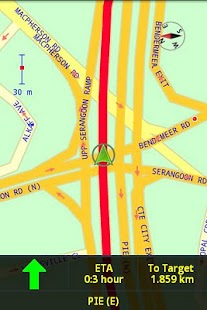 Offline Map Singapore (Free) - screenshot thumbnail