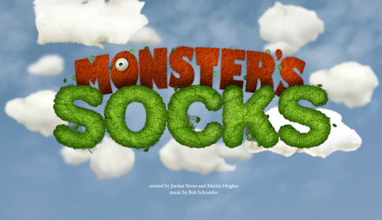 Monster's Socks Screenshot