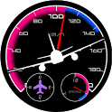 Dashboard Air - Speedometer icon