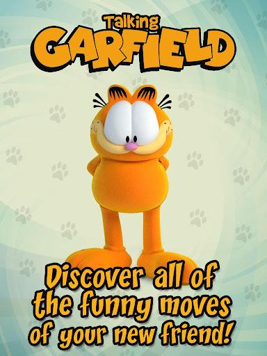 玩娛樂App|会说话的加菲猫免费免費|APP試玩