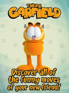 Talking Garfield Free - screenshot thumbnail