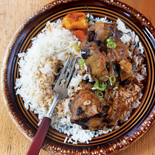 Caribbean Oxtail Stew.