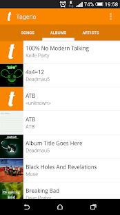Tagerio - screenshot thumbnail