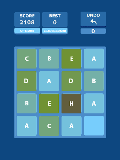 2048 - Letters Edition