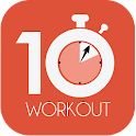 10 Minute Workout Challenge icon