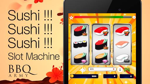Sushi Sushi Sushi Slot Machine