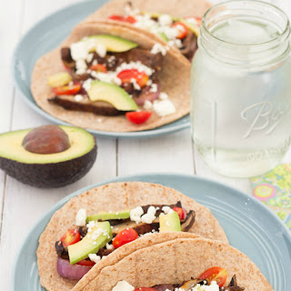 Spicy Grilled Portobello Tacos