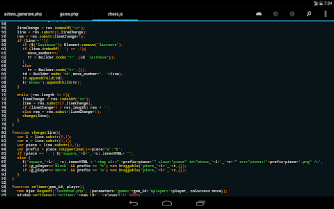 DroidEdit Pro (code editor) v1.19.0
