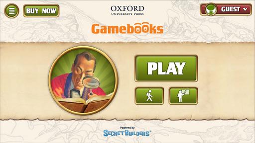 Gamebooks Read Learn English
