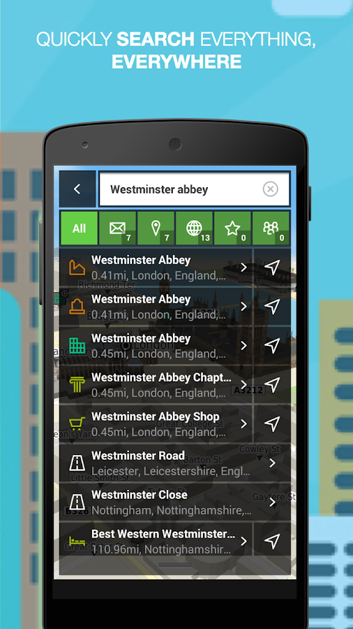 NLife UK & Ireland - screenshot