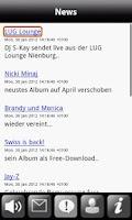Screenshot of BMRadio.de