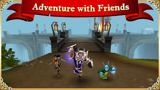 Arcane Legends: MMORPG - screenshot thumbnail