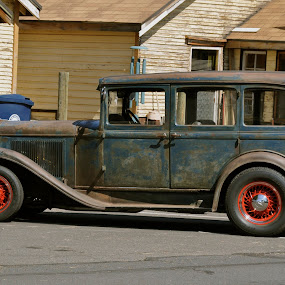 by Jacquie Wooten - Transportation Automobiles (  )