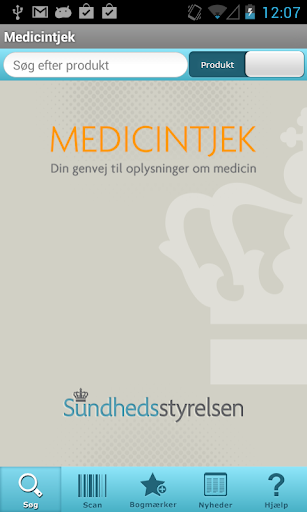 Medicintjek