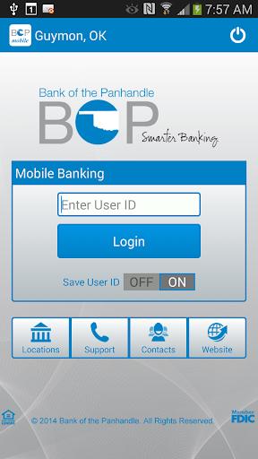 myBOP Mobile Banking