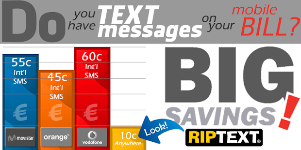 RIPText SMS RIP Text message- screenshot thumbnail
