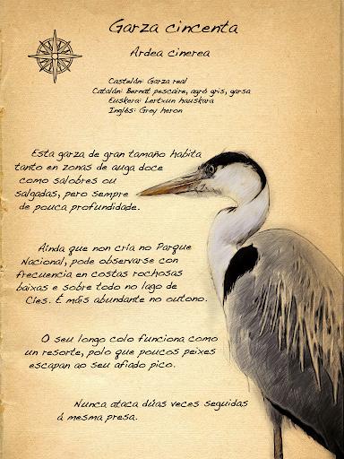【免費旅遊App】Fauna of Islands of Galicia-APP點子