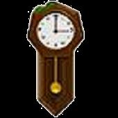 時報チャイム時計