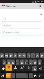 Swype Keyboard Screenshot 4