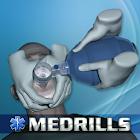 Medrills: Respiration icon