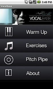 Vocal Ease - screenshot thumbnail
