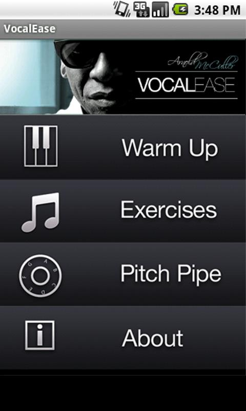 Vocal Ease - screenshot