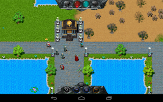 Screenshot of Sacracy RPG