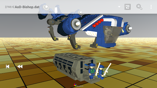 Buf3D+ 3d viewer & convert- screenshot thumbnail