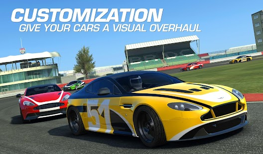 لعبة السباق الرهيبه Real Racing 3 v3 1 0 [Mod Money+All Cars] Android