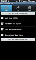 Screenshot of Flashcards Maker Pro ™