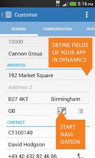 Anveo Mobile for Dynamics® NAV - náhled