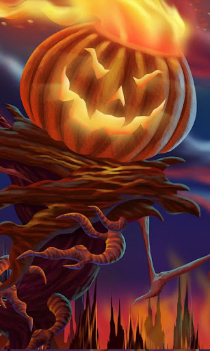 Mystical Halloween Wallpaper