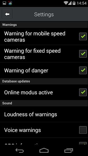 CamSam - Speed Camera Alerts  screenshots 5