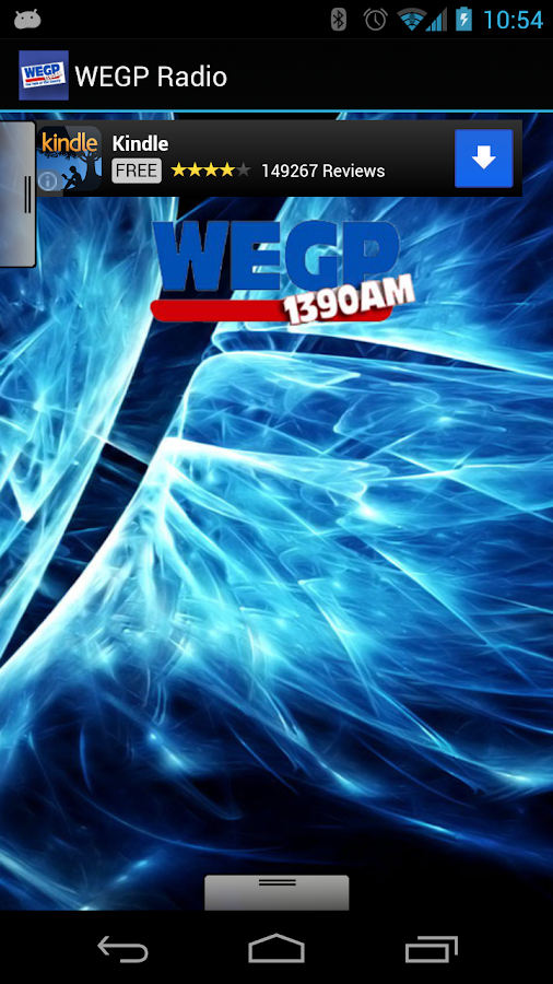 WEGP Radio - screenshot