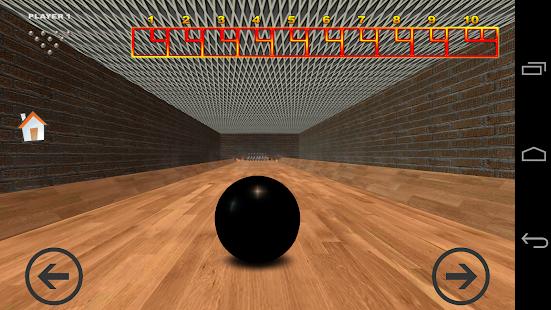 Real Bowling 3D - screenshot thumbnail