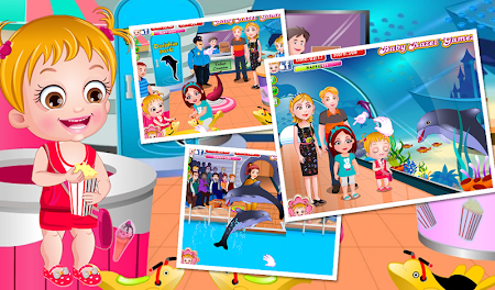 Baby Hazel Dolphin Tour 6 screenshot 641332
