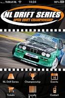 Screenshot of NL Drift Series